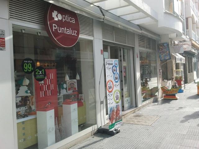 Óptica Puntaluz Punta Umbría